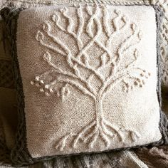 Ravelry: Project Gallery for Tree pattern by Ariel Barton