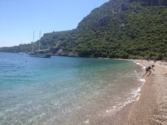 Olympos olimpos Turkey sea sun holiday beach mountain history peace silence and everything :)