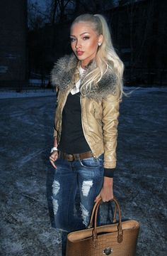 Alena Shishkova  makeup and hair