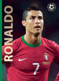 The story of the ultimate footballer, Cristiano Ronaldo. Covers the star's youth in Madeira, his nicknames, his record with Manchester United, and includes a list of the numerous awards he has receive
