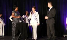 A Pageant Contestant Unexpectedly Landed Her Dream Job