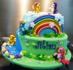 "my little pony cake | Little ""Miss"" OC's Kitchen 