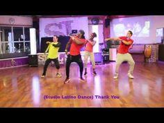 Vamos A Ponernos Loco - (Mark B)  Zumba® Choreography - Siddy Leal