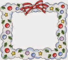 bordes para hojas de navidad | Si quiero | Pinterest | Christmas ...