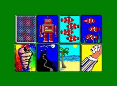 The Windows 1995 solitaire deck. 45 Things From Your '90s Childhood You Probably Forgot About