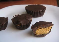 peanut butter cups by pete bakes, via Flickr