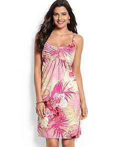 Tommy Bahama - Ocho Floral Dress