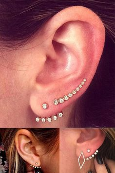 Hey, I found this really awesome Etsy listing at https://www.etsy.com/listing/219250111/swarovski-ear-jacket-earrings-ear-cuff