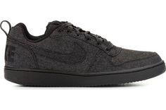 Nike Court Borough Low Prem Black/Black