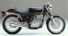 HONDA GB 500 Clubman (1989 - 1992)