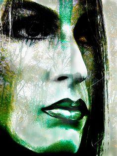 'Lost in the autumn' von Gabi Hampe bei artflakes.com als Poster oder Kunstdruck $23.56