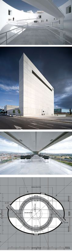 Andalusia Museum of memory  Alberto Campo Baeza