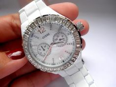 Woman Watches not the white band dho