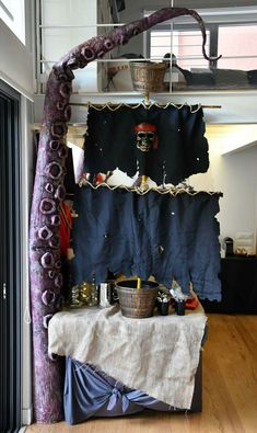 Pirates of the Caribbean party ideas