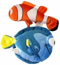 Disney Finding Nemo Dory Plush Toy (2 pcs set) Disney http://www.amazon.com/dp/B000HRO5RK/ref=cm_sw_r_pi_dp_jpFjvb0V1A88P