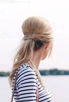 dressy ponytail great hair Love her hair! love her hair Holiday Hairstyles, Ponytail Hairstyles, Pretty Hairstyles, Ponytail Ideas, Updos, Party Hairstyle, Updo Hairstyle, Wedding Hairstyles, Dressy Ponytail