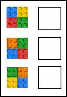 math activities with duplo Lego Activities, Preschool Learning Activities, Preschool Worksheets, Infant Activities, Preschool Activities, Lego Duplo, Lego Math, Legos, Kids Education