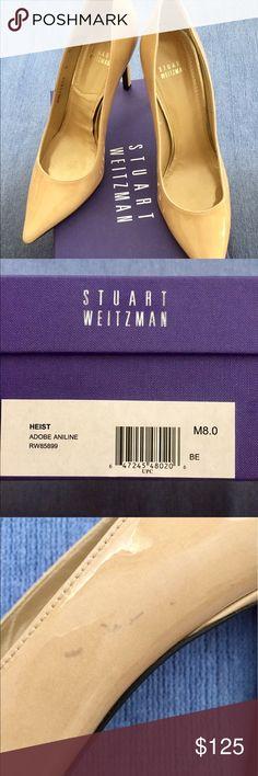Stuart Weitzman Heist Pumps SOLD OUT EVERYWHERE! Stuart Weitzman Heist Adobe Pumps Stuart Weitzman Shoes Heels