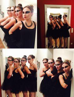 Black Swan selbst gemacht für den Fasching   Fasching, Karneval, Kostüm, Costume