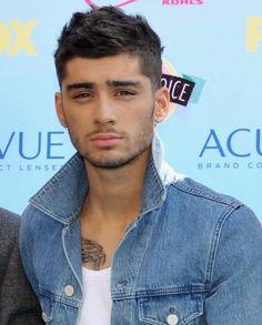 Zayn Malik . For some reason he looks like an italian model lol but Ofcoarse a HOT one