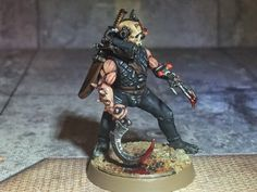Inquisitor 40k, Imperial Agent, Model Building, Warhammer 40k, Assassin, Sci Fi, Miniatures, Spy, Minis