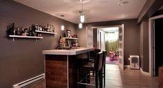 Coin bar Bar, Table, Furniture, Home Decor, Homemade Home Decor, Tables, Home Furnishings, Interior Design, Home Interiors
