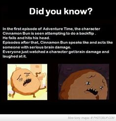 Well, now I just feel terrible. (not really) Adventure Time