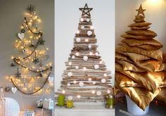 Inspire-se! Árvores de Natal criativas e baratinhas pra decorar a sua casa - Goiânia | Curta Mais - o melhor da cidade na palma da mão