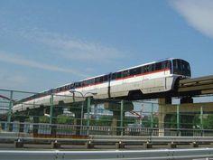 Japan Monorail | Tokyo Monorail Japan