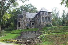Grove Park Inn Asheville Nc Old Stone Mansion On The