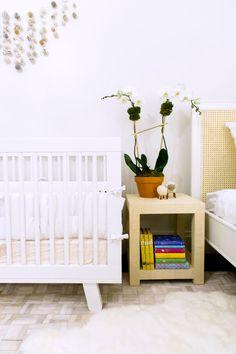 Ariane's Nursery #DressYourNursery #HATCHCollection
