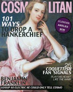 Cosmopolitan 18th century :)