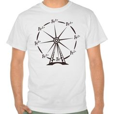 Ferrous Ferris Wheel T Shirt, Hoodie Sweatshirt