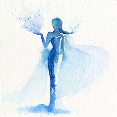 Blule - The Snow Queen - winter tale