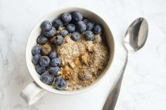 Microwave Oatmeal with Chia and Flaxseed | 19 Easy Recipes Every College Student Should Know