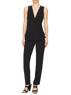 Mae Suiting Jumpsuit by ALC at Gilt