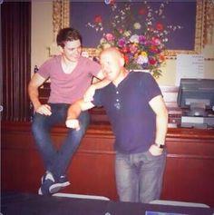 Em and George