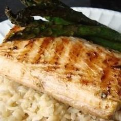 Lime-Marinated Mahi Mahi for 2.5 lbs fish use 3/4 cup oil, juice of 3 limes, 2 large cloves garlic, zest 2 limes for marinade and garnish, 1/2 tsp salt, heaping 1/2 tsp cayenne pepper