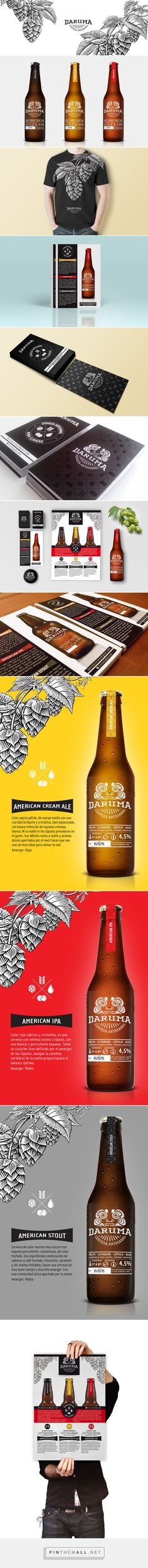 Daruma | Cerveza Artesanal by Virginia Scardino                                                                                                                                                                                 Más