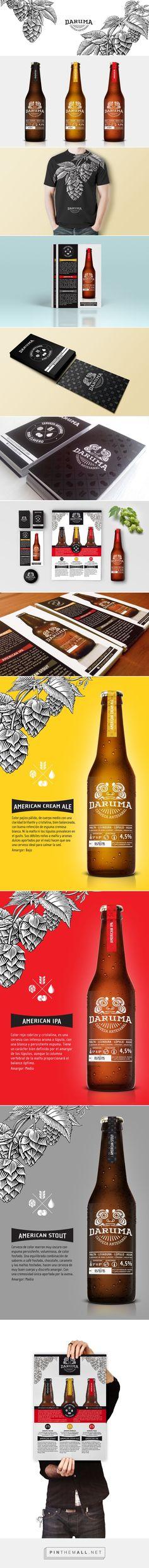 Daruma | Cerveza Artesanal by Virginia Scardino
