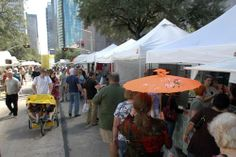 BAYOU CITY ART FESTIVAL - Memorial park: March 23 - 25, 10a.m. - 6p.m., Admission $12, Children under 12 for FREE! (Family Fun)