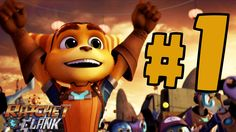 Ratchet & Clank Gameplay ITA Walkthrough #1 - La Prima Partita di Ratche...