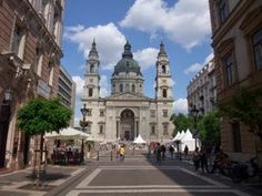 st stephen cathedral budapest - Google Search