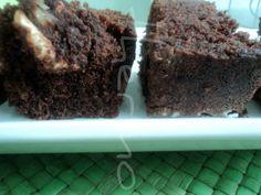Olor a hierbabuena: Brownie en 5 minutosOlor a hierbabuena