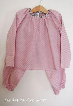 Pyjama  modèle des IPKids  2013/01/24