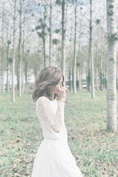 Donatelle Godart | Robe de mariée: Sisters & Summer in Saint-Tropez | Crédits: Romina Shama | Donne-moi ta main - Blog mariage