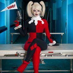LOL surprise Custom Harley Quinn Joker Batman LUXE Queen Bee personnalisé doll