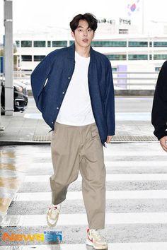 ❣️❣️Oppa Nam Joo Hyuk💕 There is a lot of love that I can give you Nam Joo Hyuk Smile, Nam Joo Hyuk Cute, Asian Actors, Korean Actors, Weightlifting Fairy Kim Bok Joo Wallpapers, Nam Joo Hyuk Wallpaper, Jong Hyuk, Joon Hyung, Hijab Fashion Summer