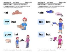 This lesson builds grammar skills by understanding and using possessive pronouns.