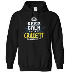 Keep Calm and Let GULLETT Handle It